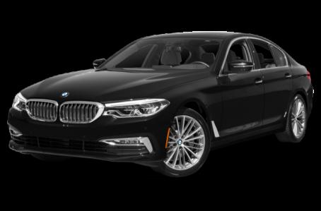 New 2017 BMW 540 Exterior