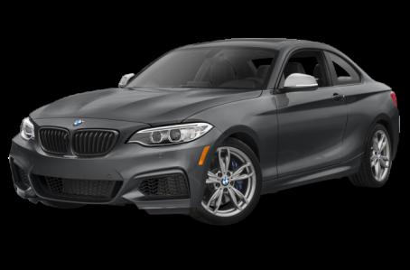 New 2017 BMW M240 Exterior