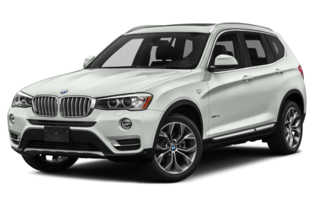 New 2017 BMW X3 Exterior