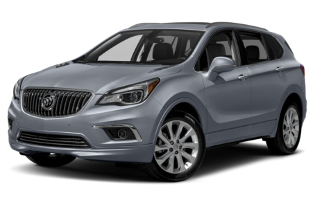 2017 Buick Envision Exterior