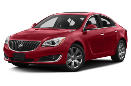 New 2017 Buick Regal