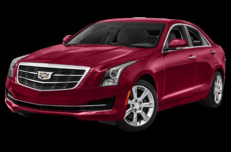 New 2017 Cadillac ATS Exterior