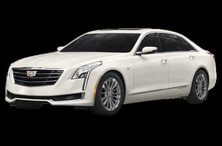 New 2017 Cadillac CT6 PLUG-IN Exterior
