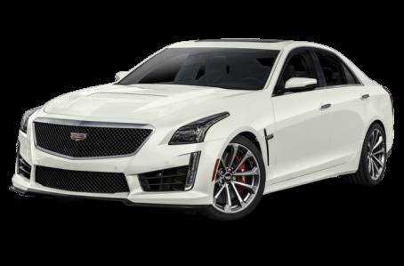 New 2017 Cadillac CTS-V Exterior