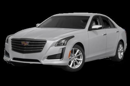 New 2017 Cadillac CTS Exterior