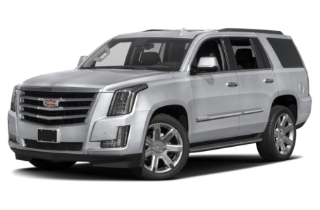 New 2017 Cadillac Escalade Exterior