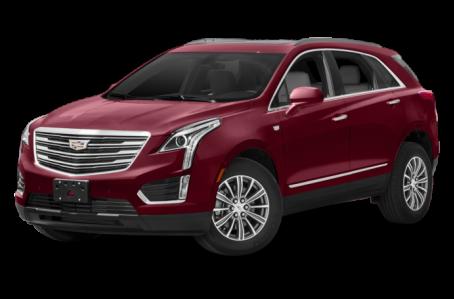 New 2017 Cadillac XT5 Exterior