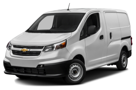 New 2017 Chevrolet City Express Exterior