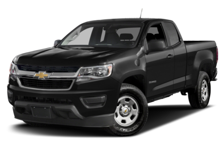 New 2017 Chevrolet Colorado Exterior