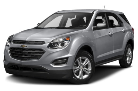 New 2017 Chevrolet Equinox Exterior