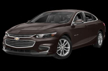 New 2017 Chevrolet Malibu Hybrid Exterior