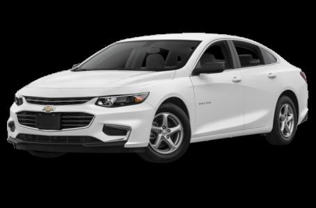New 2017 Chevrolet Malibu Exterior