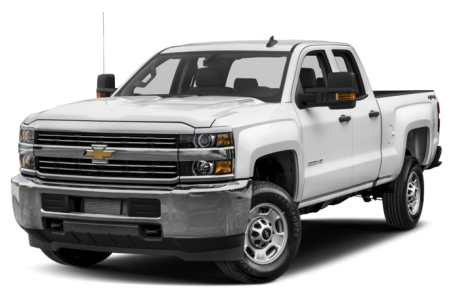 New 2017 Chevrolet Silverado 2500HD