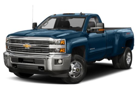 New 2017 Chevrolet Silverado 3500HD Exterior