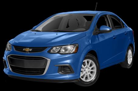 New 2017 Chevrolet Sonic Exterior