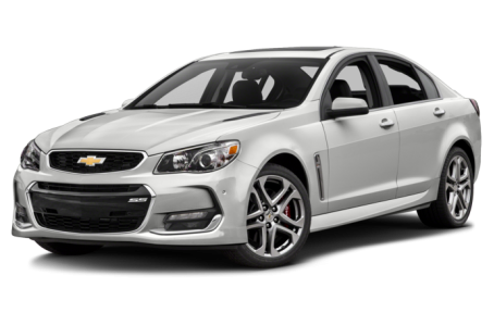 New 2017 Chevrolet SS Exterior