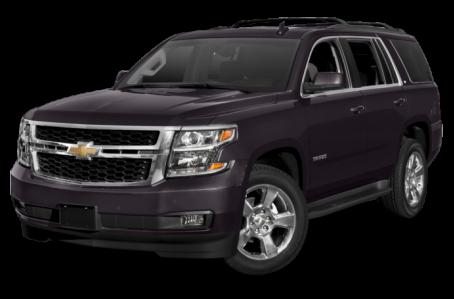 New 2017 Chevrolet Tahoe Exterior
