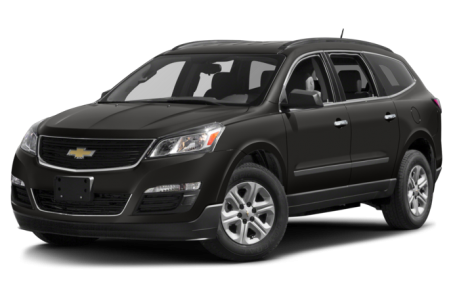 New 2017 Chevrolet Traverse Exterior