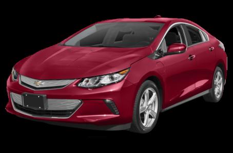 New 2017 Chevrolet Volt Exterior