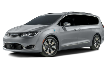 New 2017 Chrysler Pacifica Hybrid Exterior
