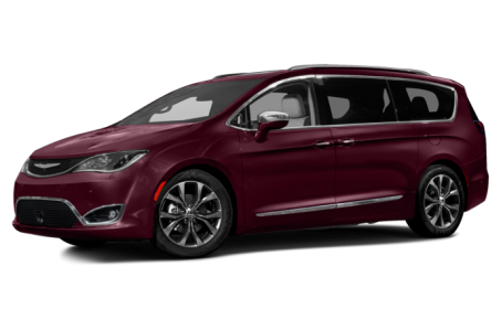 New 2017 Chrysler Pacifica Exterior