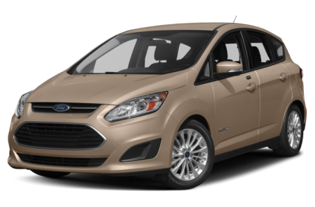 New 2017 Ford C-Max Hybrid Exterior