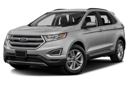 New 2017 Ford Edge Exterior