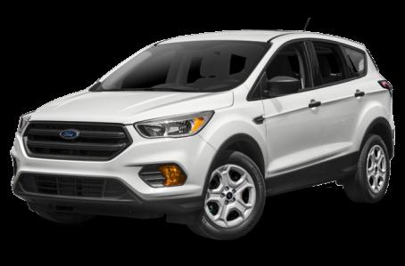 New 2017 Ford Escape Exterior