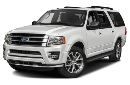 New 2017 Ford Expedition EL Exterior