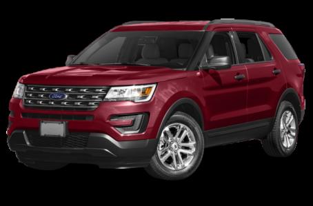 New 2017 Ford Explorer Exterior