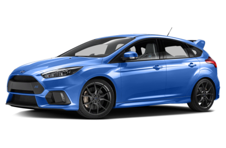 New 2017 Ford Focus RS Exterior