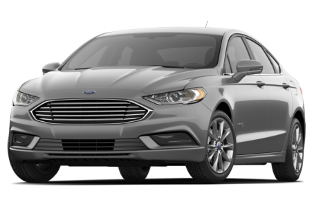 New 2017 Ford Fusion Hybrid Exterior