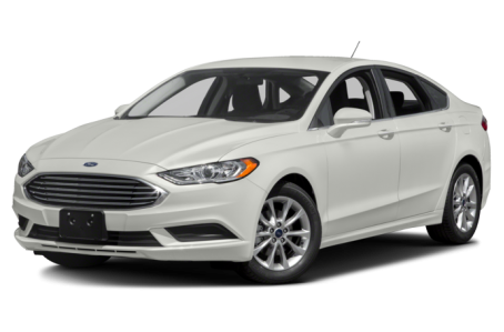 New 2017 Ford Fusion Exterior