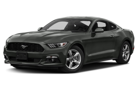 New 2017 Ford Mustang Exterior