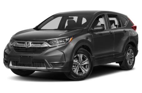 New 2017 Honda CR V Exterior