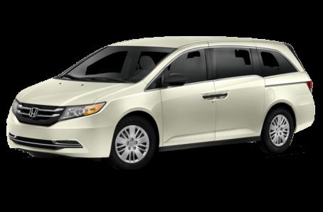 New 2017 Honda Odyssey Exterior