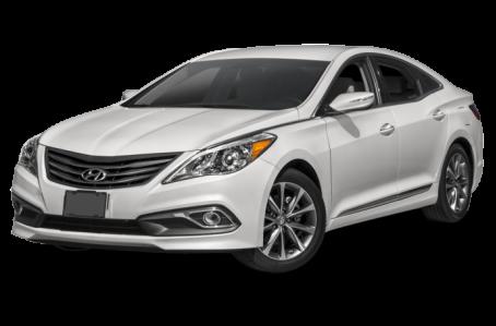 New 2017 Hyundai Azera Exterior