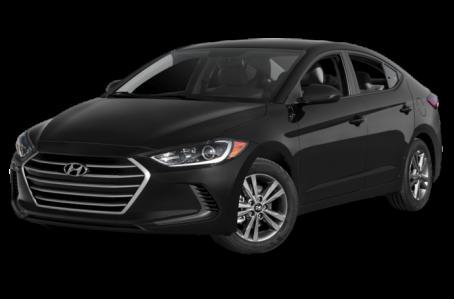 New 2017 Hyundai Elantra Exterior
