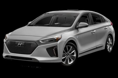 New 2017 Hyundai Ioniq Hybrid Exterior