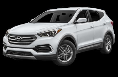 New 2017 Hyundai Santa Fe Sport Exterior