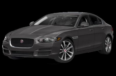 New 2017 Jaguar XE Exterior