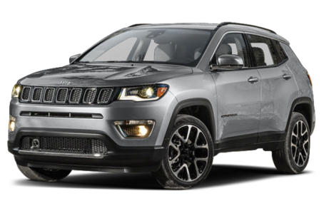 New 2017 Jeep Compass Exterior