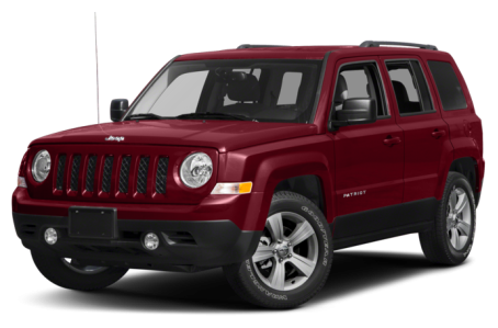 New 2017 Jeep Patriot Exterior
