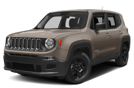 New 2017 Jeep Renegade Exterior