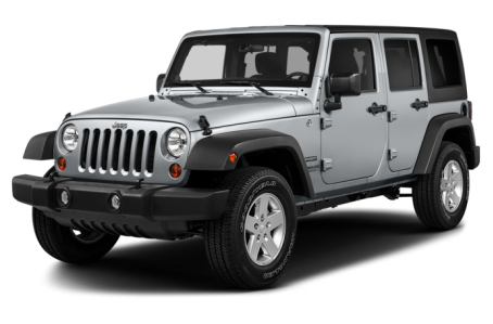 New 2017 Jeep Wrangler Unlimited Exterior