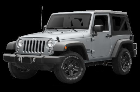 New 2017 Jeep Wrangler Exterior
