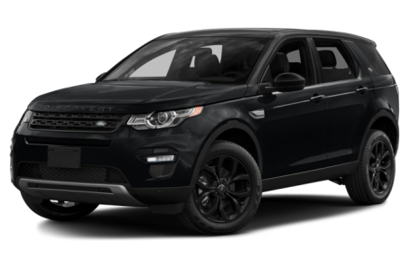 New 2017 Land Rover Discovery Sport Exterior