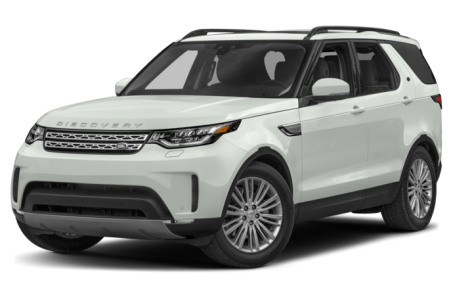 New 2017 Land Rover Discovery Exterior