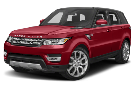 New 2017 Land Rover Range Rover Sport Exterior