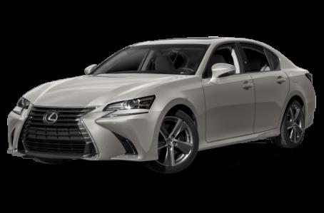 New 2017 Lexus GS 200t Exterior